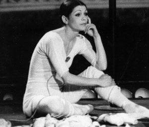 Morta la ballerina Elisabetta Terabust