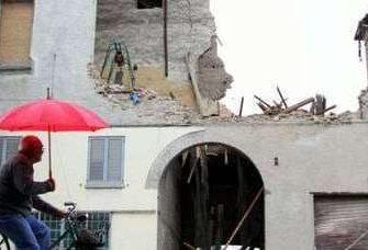 Ricostruzione post-sisma, ridotto cratere