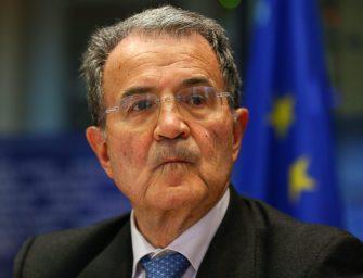 Prodi: non faccio campagna elettorale. Il prof non parla del centrosinistra