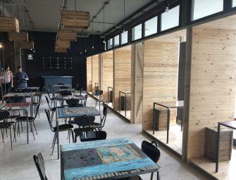Reggio Emilia. Presentati i nuovi spazi di Binario 49