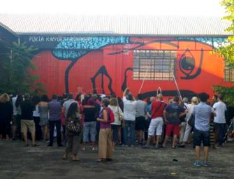 Reggio, Santa Croce. Weekend Fuoridinamico tra circo e suoni