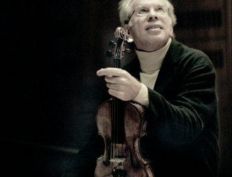 Reggio. Al Festival Aperto il violino di Gidon Kremer