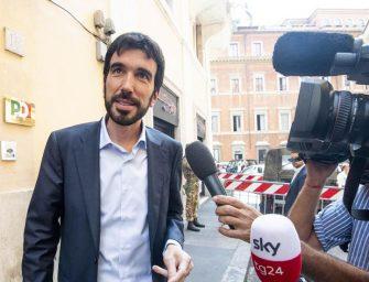 Maurizio Martina si candida alla segreteria del Pd. Sono 7