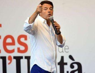 Renzi: non si sono liberati di me