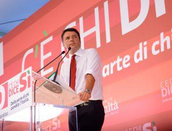 Renzi: il Pd faccia dura opposizione