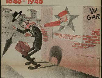 Elezioni del '48 tra mostre e 'comizi'