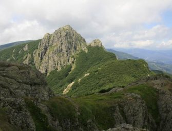 Parma, 4 in auto bloccati al monte Penna