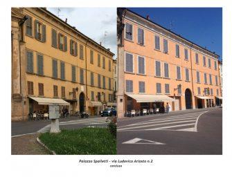 Reggio, il centro storico si rifà la facciata