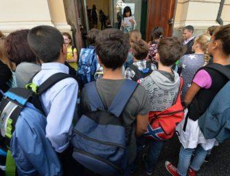 Emilia, in 550mila tornano a scuola
