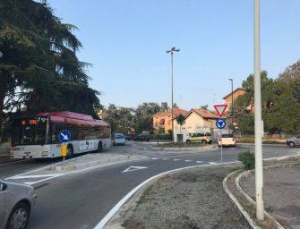 Reggio. Inaugurate le due rotatorie di via Makallé