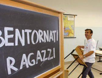 Scuola, in Emilia prima campanella il 16
