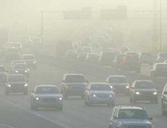 Smog, scattano le misure in Val Padana