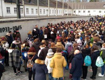 Modena, 400 studenti da Fossoli a Mauthausen