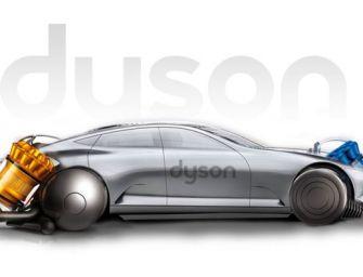 Auto elettriche Dyson: dal 2020 produzione