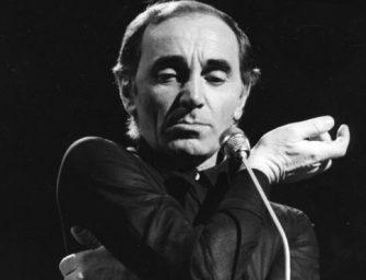 E' morto a 94 anni Charles Aznavour, monumento della canzone