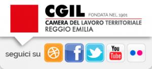 Cgil Camera del Lavoro di Reggio Emilia