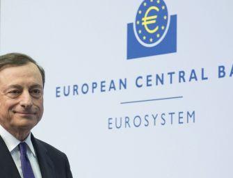 Draghi: lo spread crea problemi