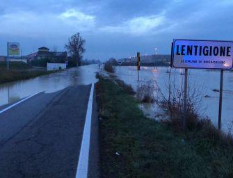 Novità per alluvionati di Lentigione, Colorno e Campogalliano