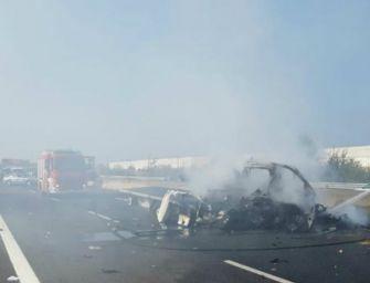 Incidente a Terre di Canossa: due morti