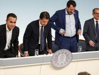 Bruxelles boccia la manovra italiana