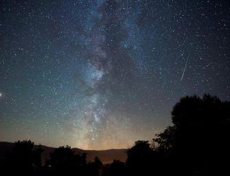 Correggio. Segnalazioni dai social: abbiamo visto un meteorite