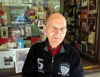 Reggio, 60 anni di Libreria del Teatro di Nino Nasi