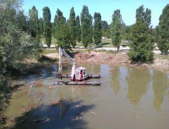 Reggio Emilia. Nuova area sgambamento cani al parco Nilde Iotti