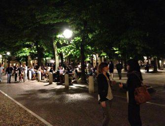 I ristoranti di piazza Fontanesi piangono