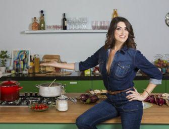 """A """"La prova del cuoco"""" su Rai Uno la chef bolognese Alessandra Spisni"""