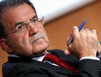 Prodi: serve un governo di coalizione