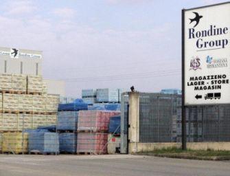 La reggiana 'Ceramica Rondine' (Rubiera) acquisita da 'Italcer'