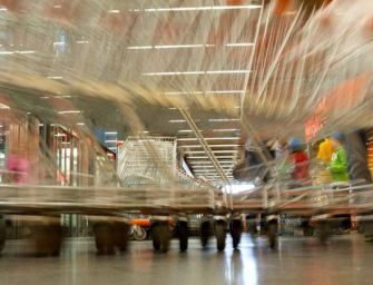 Correggio. Con i figli a seguito rubano al supermercato: 4 mamme denunciate