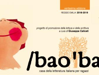 Reggio. La 20esima edizione di Baobab, invito alla lettura