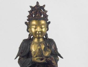 I volti del Buddha dal Museo Indiano