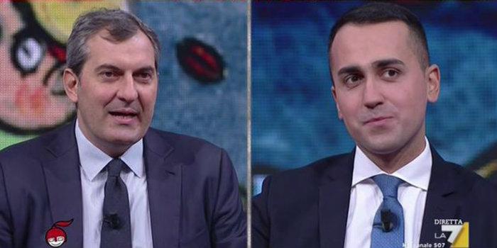 Mario Calabresi - Luigi Di Maio