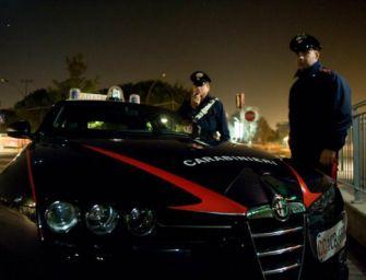 Guastalla, operazione sicurezza dei carabinieri sulle strade