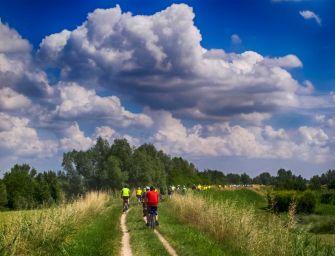 Ok alla ciclabile del Secchia: 80 km da Novi a Sassuolo
