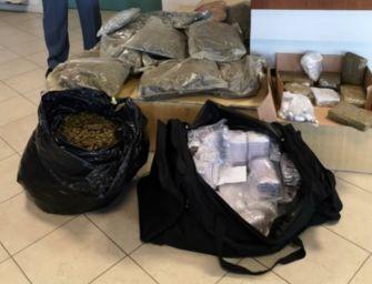 Modena. Parrucchiere 23enne arrestato con 60 kg di droga