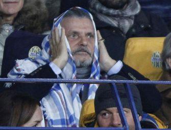 Sequestro di beni al presidente della Sampdoria Massimo Ferrero