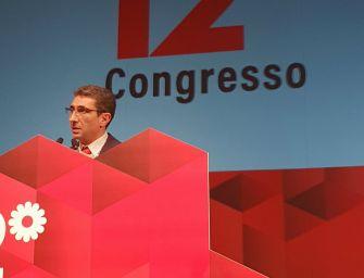 Luigi Giove rieletto segretario generale Cgil regionale