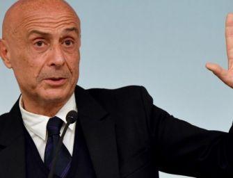 Pd, Minniti si candida: non sto con Renzi