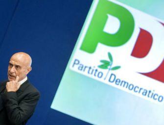 Pd. Minniti rinuncia alla candidatura