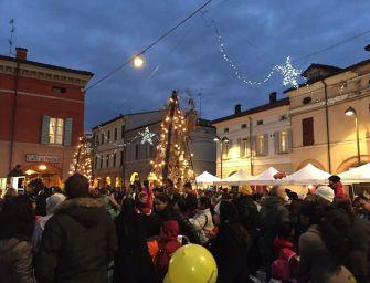 Anticipo di Natale a Luzzara: mercatini e spettacoli