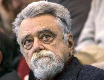 Achille Occhetto torna alla Bolognina: 'Là dove tutto ebbe inizio'