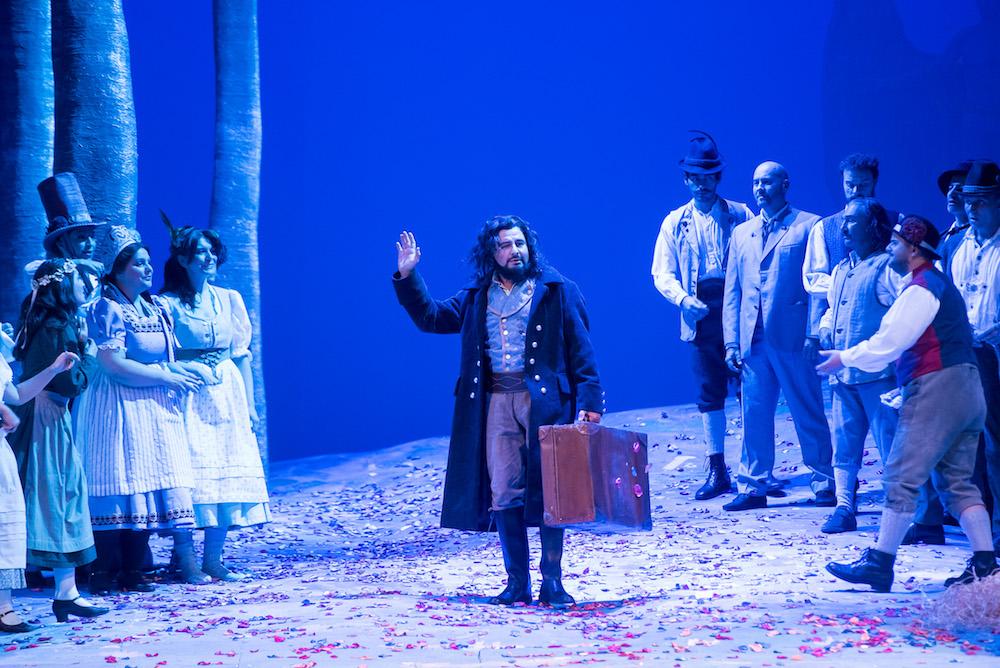 """Teatro Valli. In scena la prima opera di Puccini: """"Le Villi ..."""