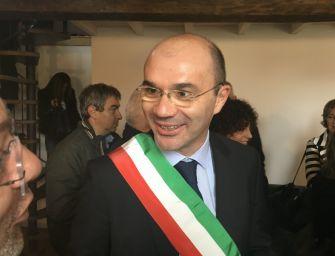 Reggio. Diretta video 24emilia: il sindaco Vecchi si ricandida