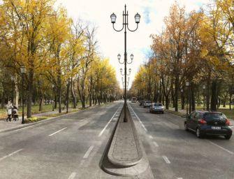 Reggio, cambia la viabilità di viale Umberto I