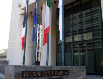 Attacco di Strasburgo, bandiere a mezz'asta in assemblea legislativa della Regione Emilia-Romagna
