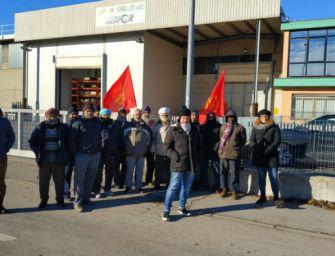 Dopo 32 ore di sciopero trovato l'accordo alla Bertoni Forgiati di Luzzara
