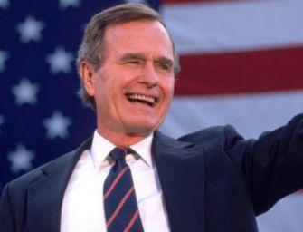 Morto George Bush, 41esimo presidente degli Stati Uniti